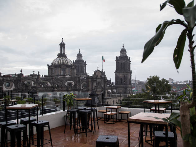 Terraza Catedral Bars In Cuauhtémoc Mexico City