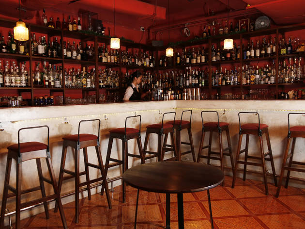 Best cocktail bar: Omakase + Appreciate