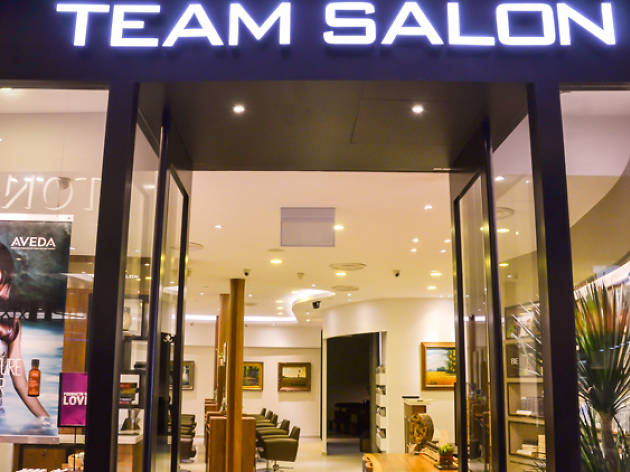 Team Salon (Star Vista)