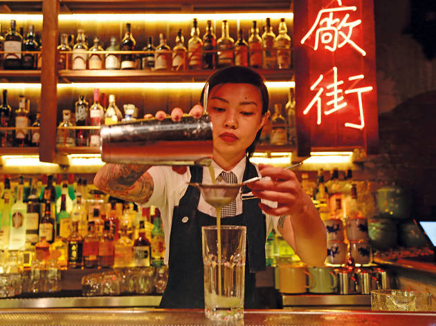 The best cocktail bars in KL