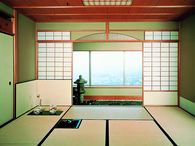 Have a tea ceremony in the sky…
