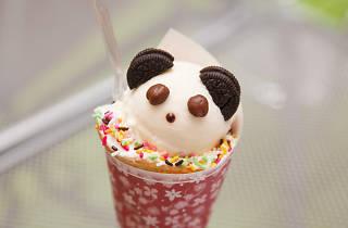 Panda Crepe
