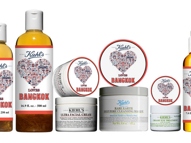 Kiehl's loves Bangkok