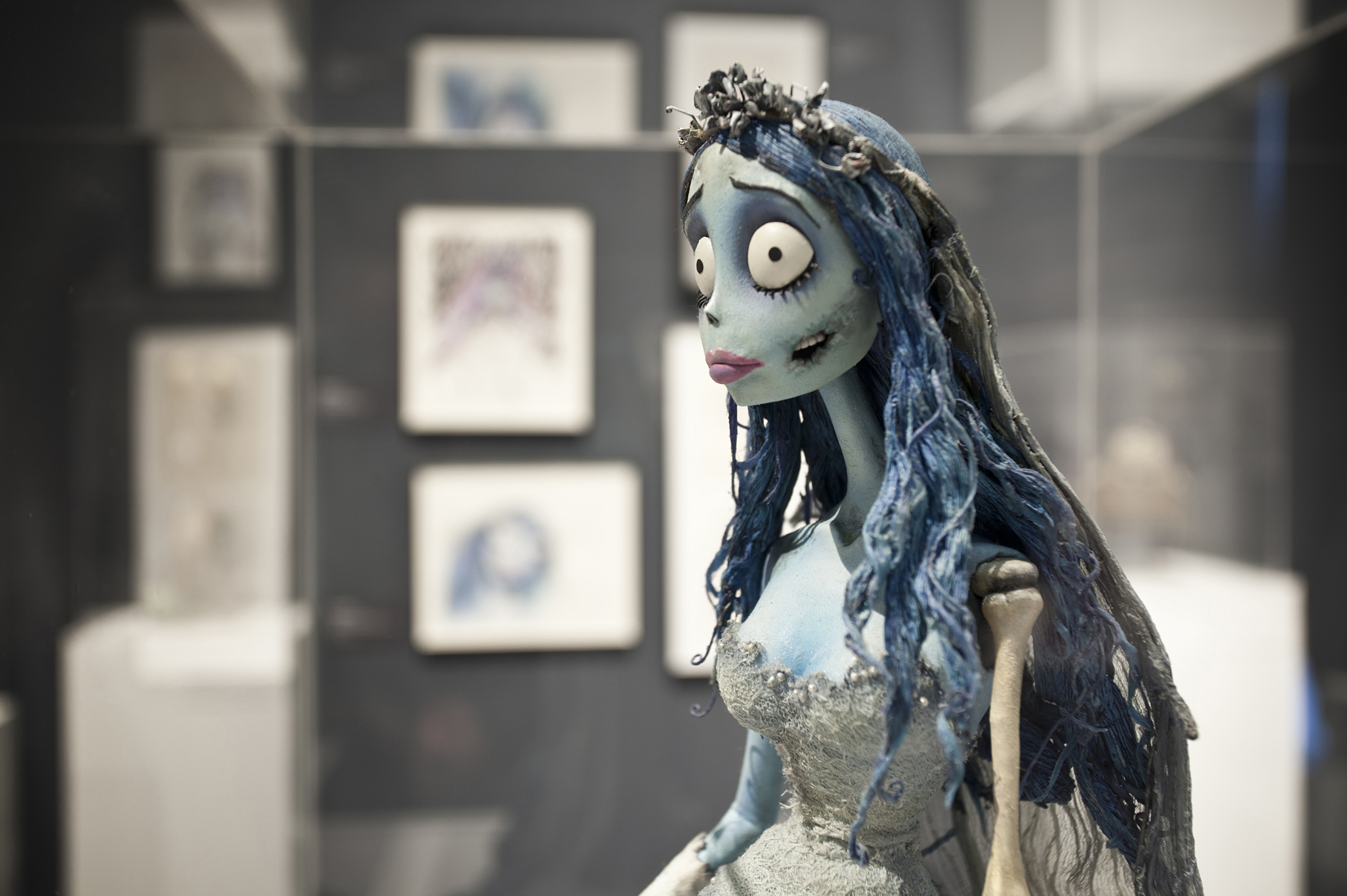 There's a Tim Burton exhibition coming to Hong Kong
