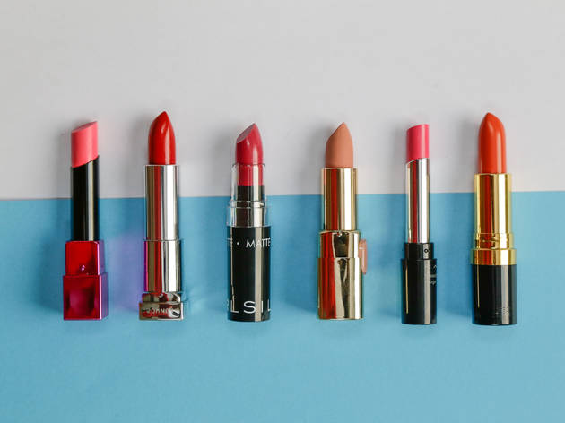 The best drugstore lipsticks