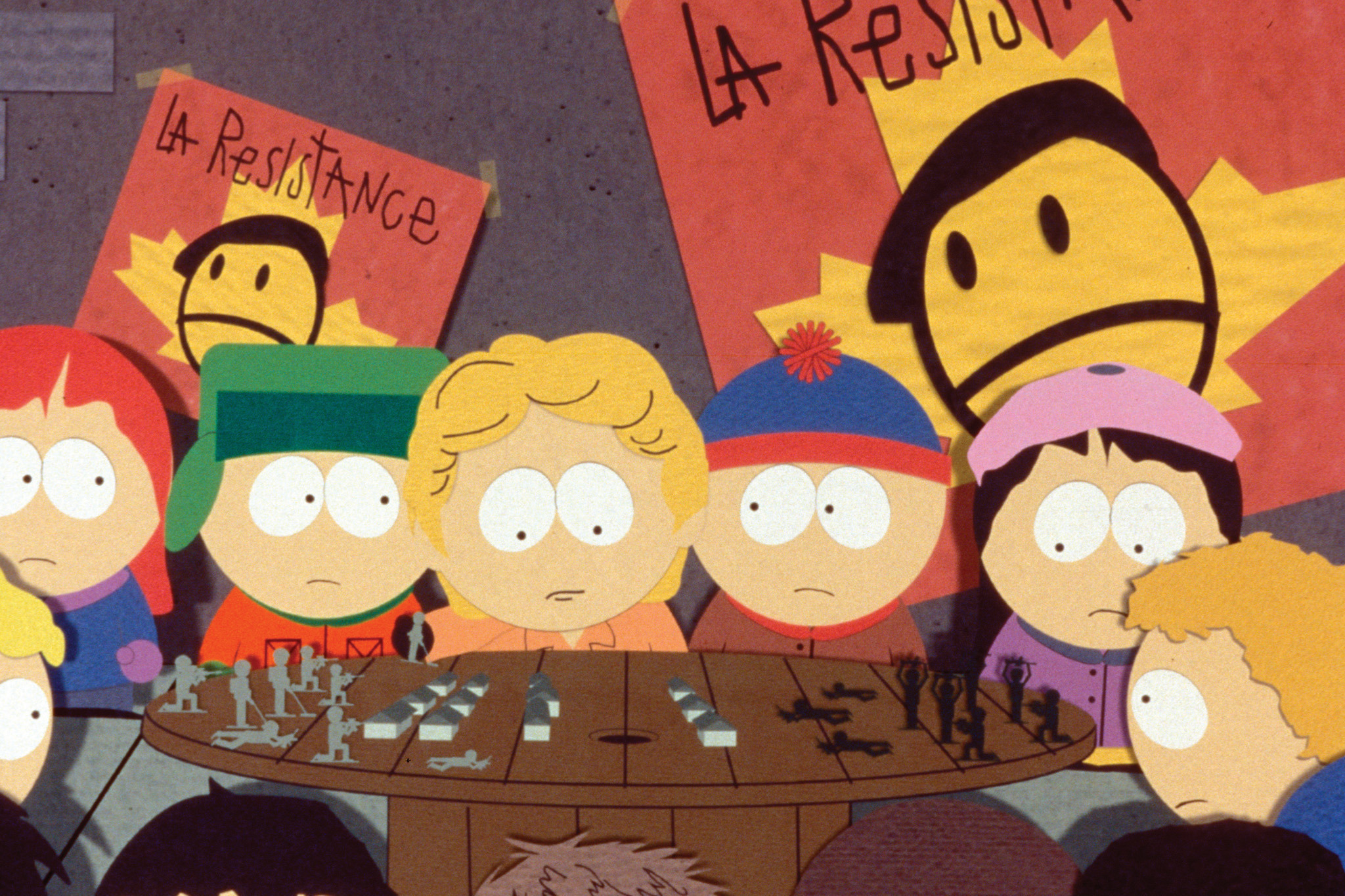 South Park: Bigger, Longer & Uncut (1999)
