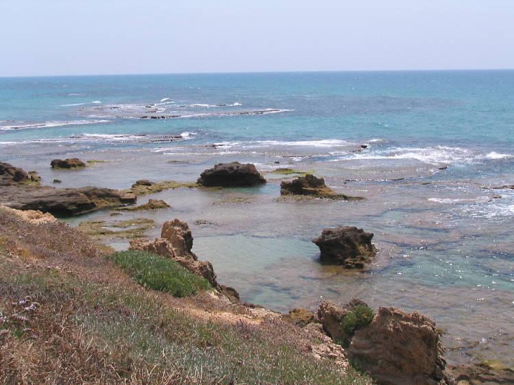 Пляж Бейт Янай