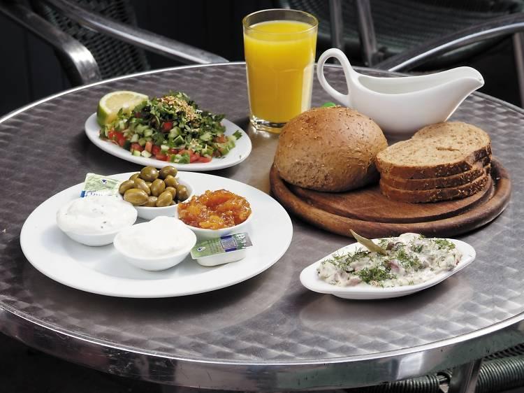 Cafe Birenbaum