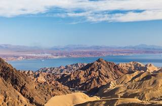 Eilat Mountain Hike