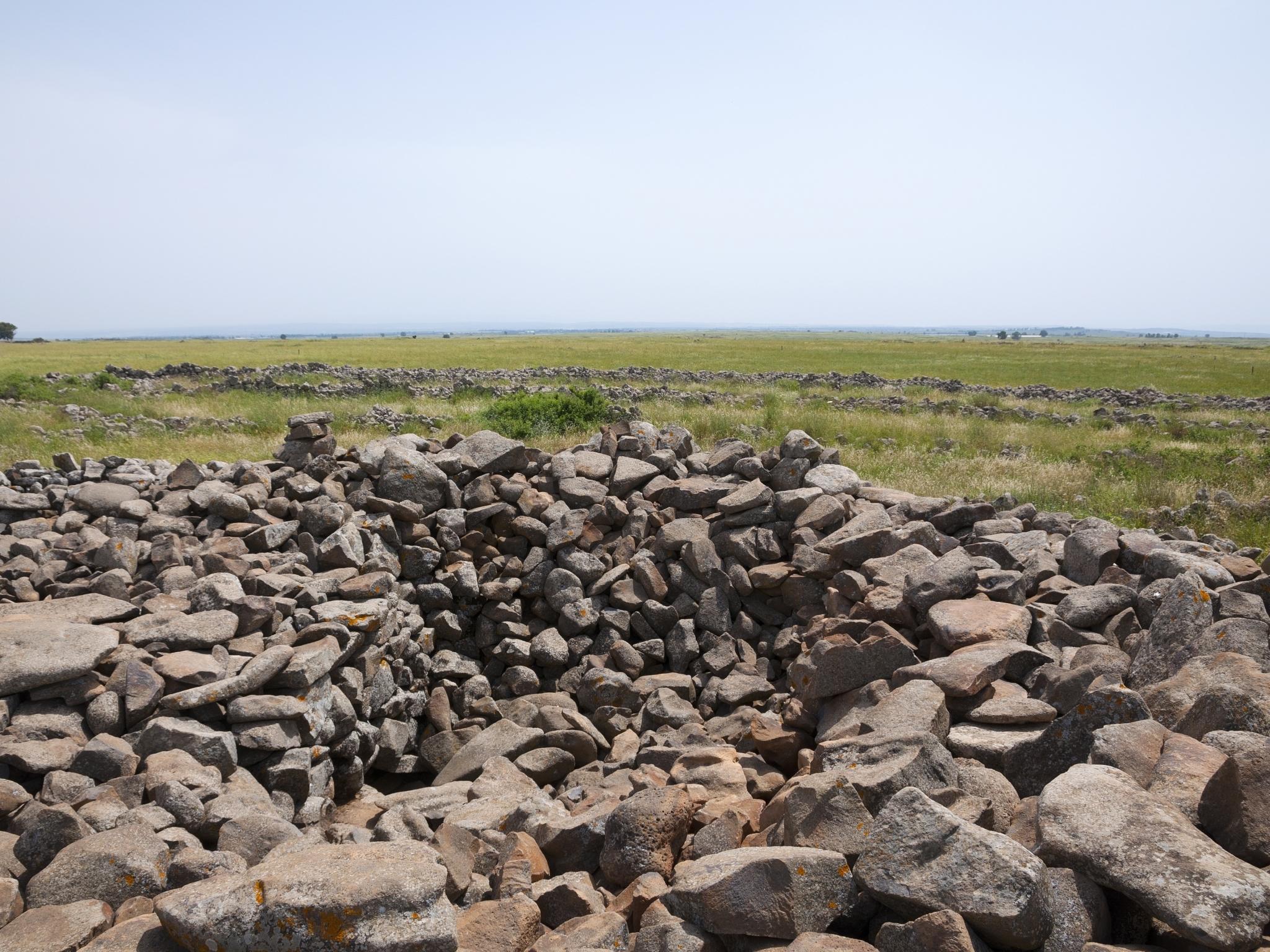 Israel's own Stonehenge?