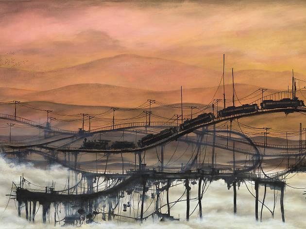 William Tong: Telluric Vision