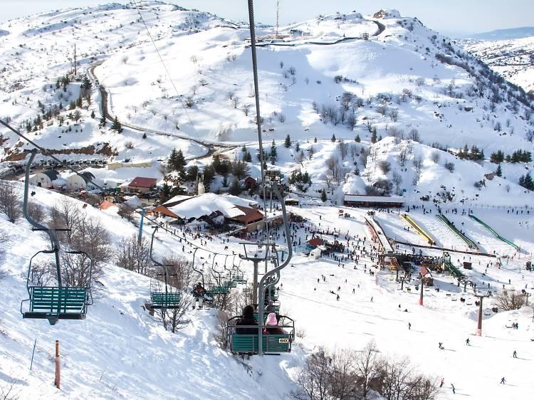 Le Mont Hermon