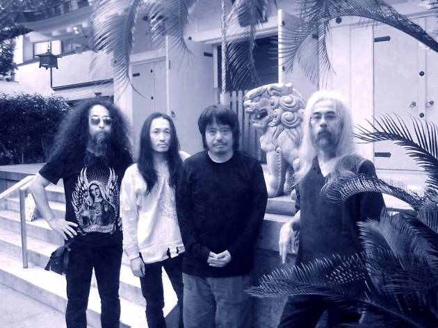 Acid Mothers Temple& the Melting Paraiso U.F.O.