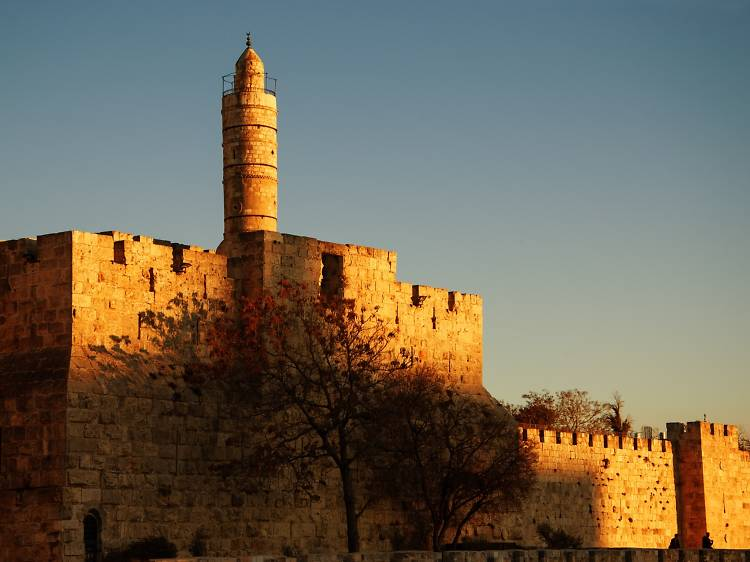 Башня Давида (цитадель)