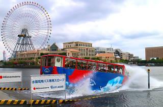 スカイダック横浜