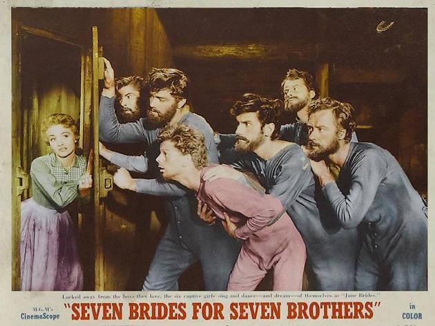 El Clàssic del Mes 2016: 7 novias para 7 hermanos