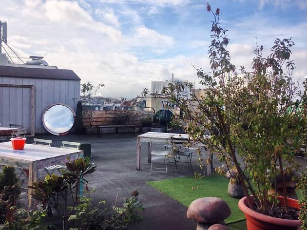 La Bellevilloise nous dévoile son futur rooftop pour 2017