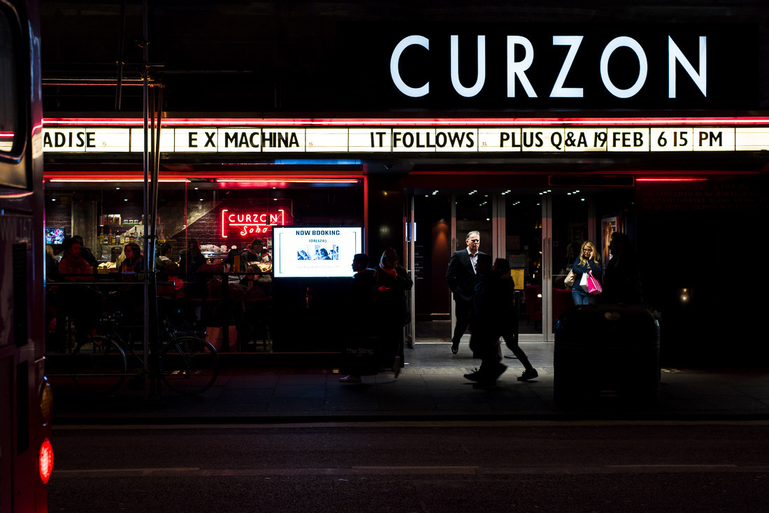 Update on the Save the Curzon Soho campaign: 'We will relocate temporarily for ten years'