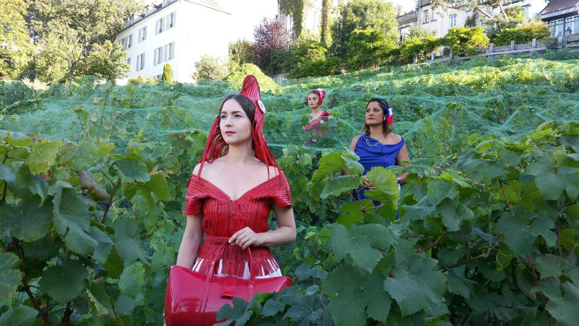 Fête des vendanges de Montmartre 2016 : vive le vin ! Vive la liberté !