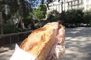 Et le meilleur jambon-beurre de Paris est :