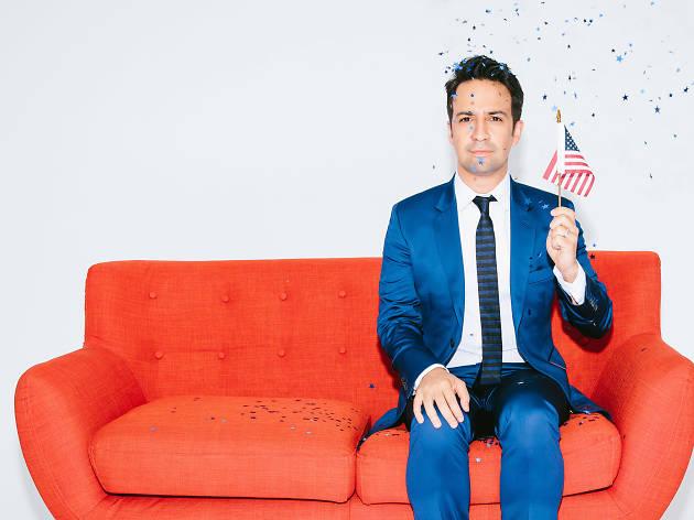 Lin-Manuel Miranda is hosting Saturday Night Live next week