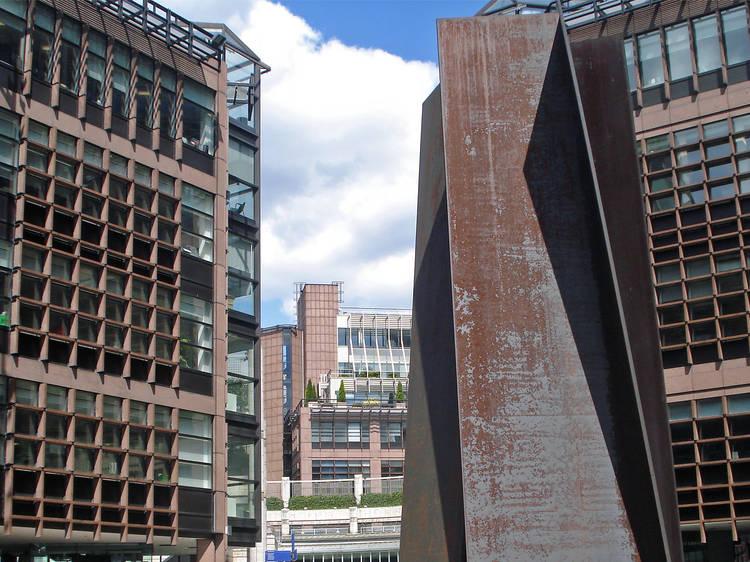 Richard Serra, 'Fulcrum', 1987