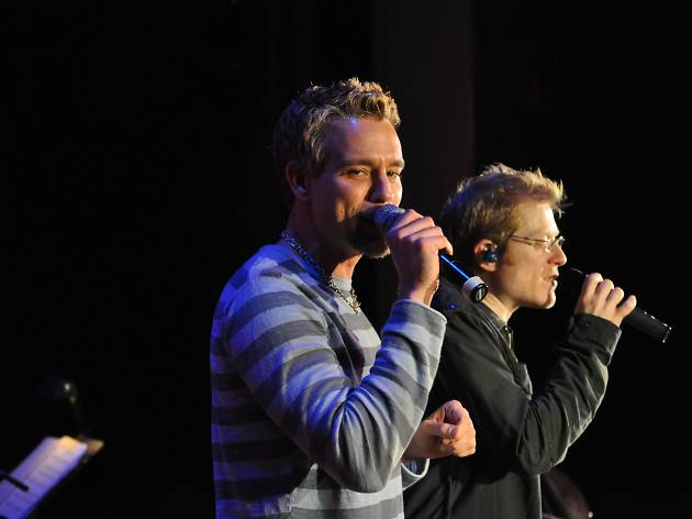 Adam Pascal and Anthony Rapp: Acoustically Speaking