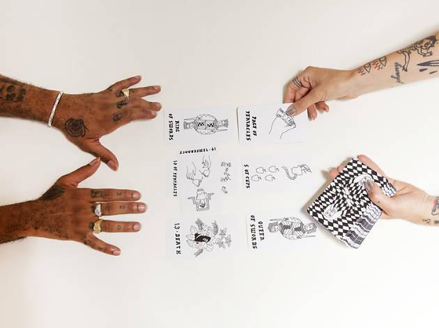 Tarot + Intuition with Rachel Howe