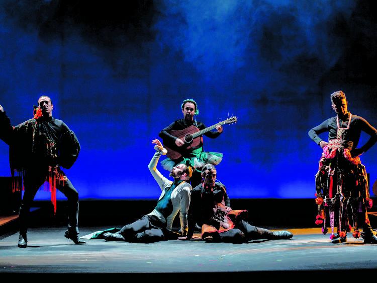 Festival Internacional Cervantino en la CDMX