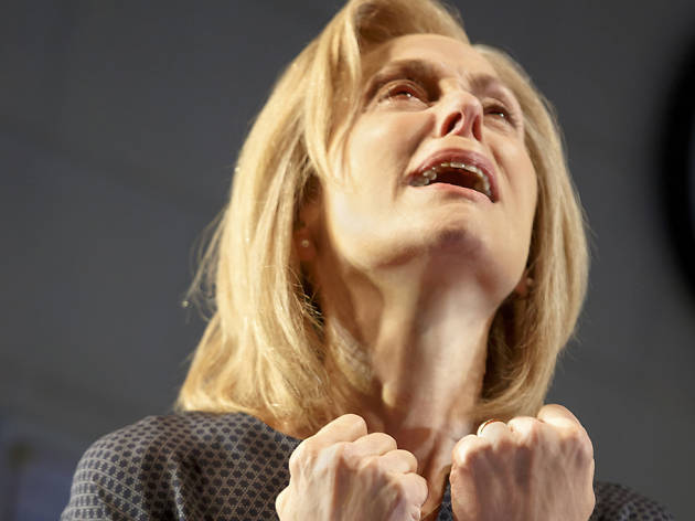 Theater review: Judith Light goes solo in Neil LaBute's All the Ways to Say I Love You