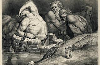 Dante y los mundos más allá de la muerte