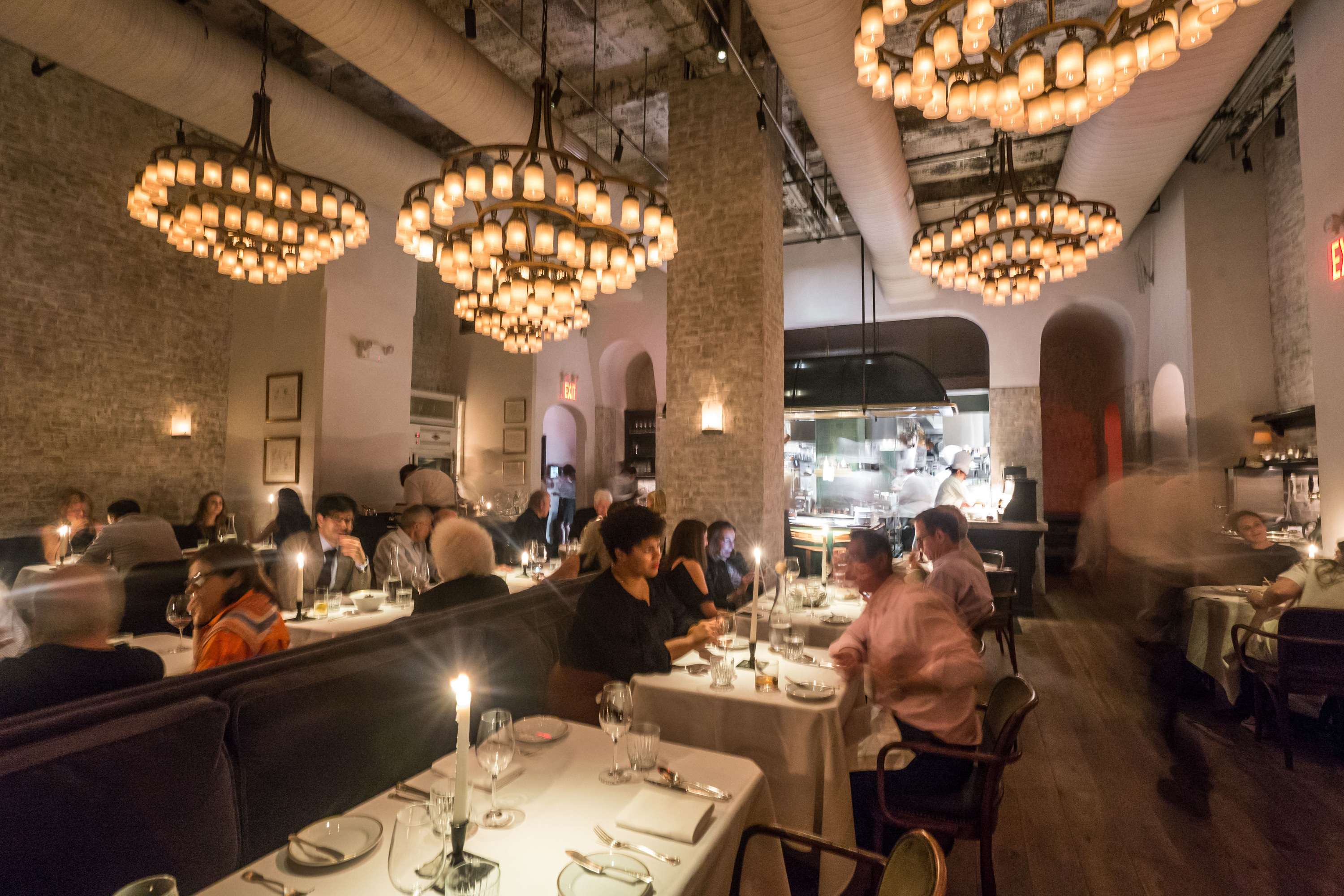 The most romantic restaurants in the city