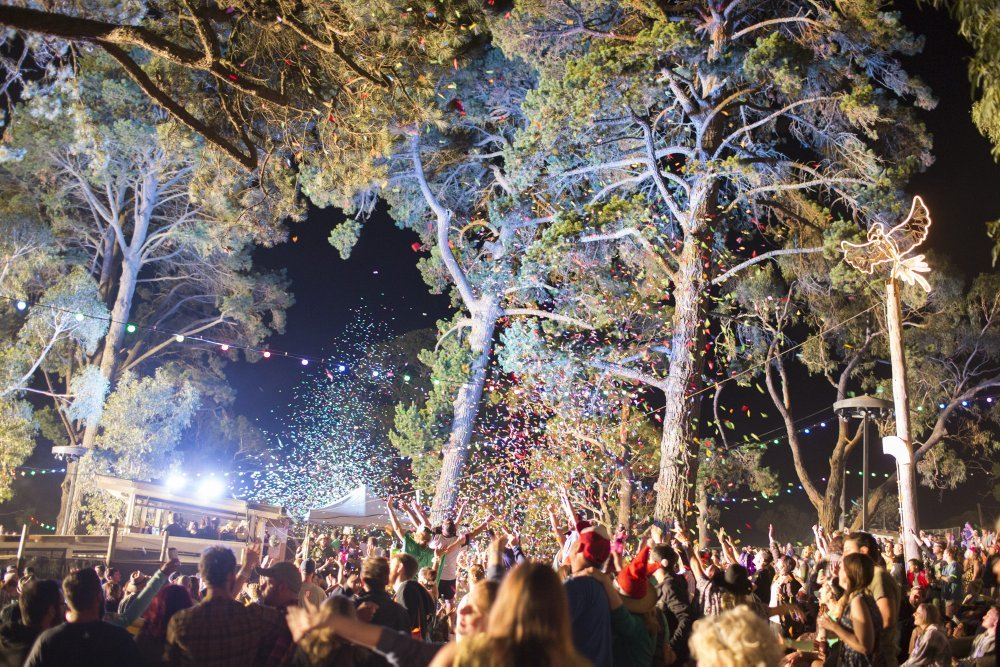 Golden Plains Meredith Amphitheatre
