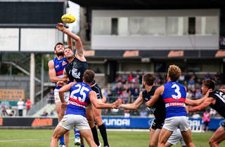 Western Bulldogs vs Carlton AFL