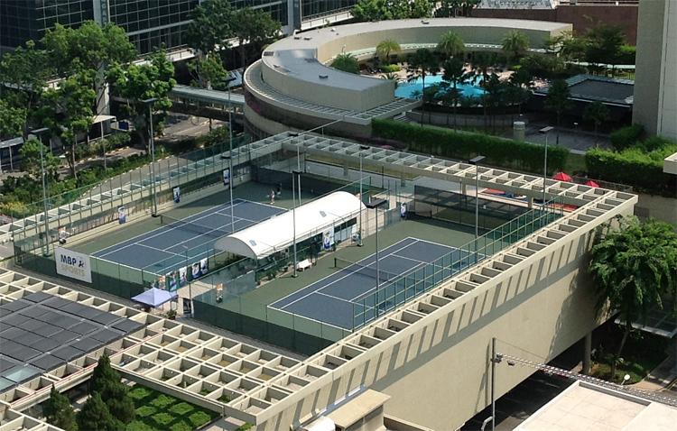 MBPSPORTS at Marina Tennis Centre