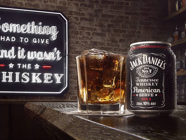 Jack Daniel's serves Australians an American Tradition