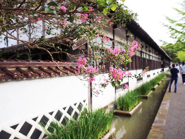 津和野百景図を歩く。