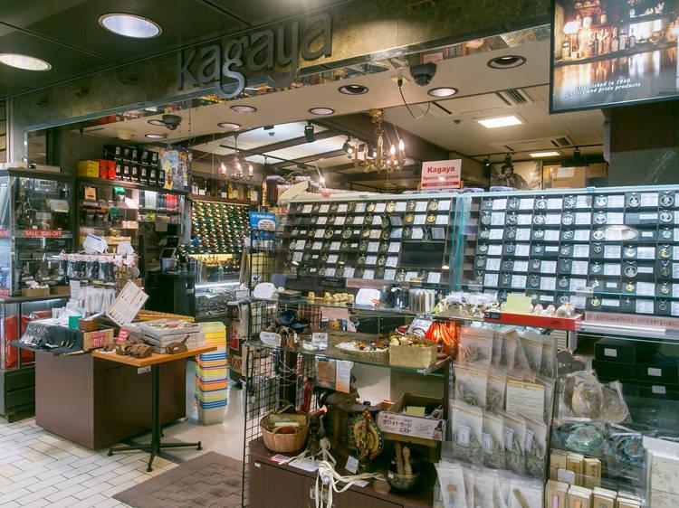 カガヤ 新宿店