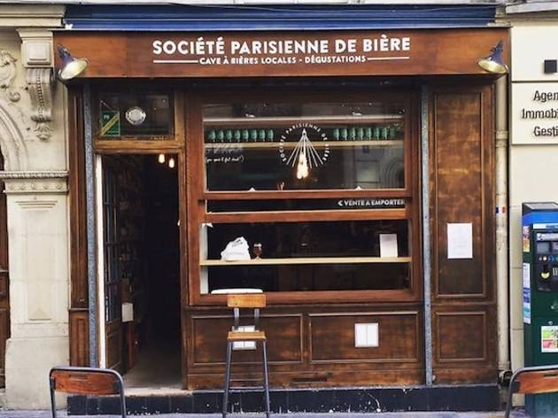 (©Société Parisienne de la Bière)