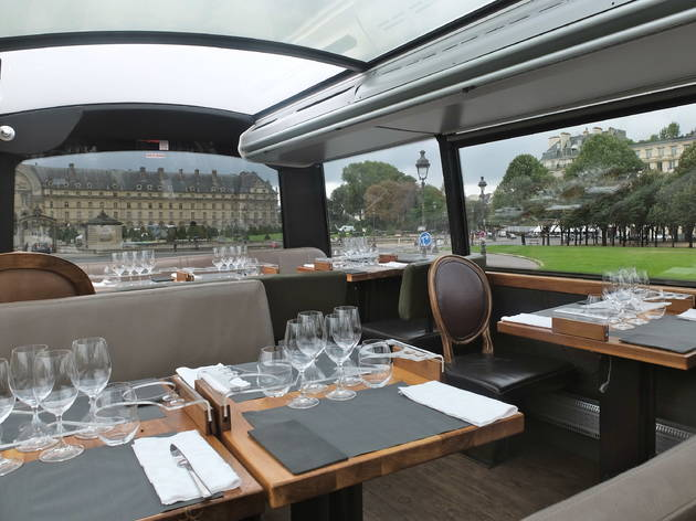 Take a gourmet sightseeing tour on wheels