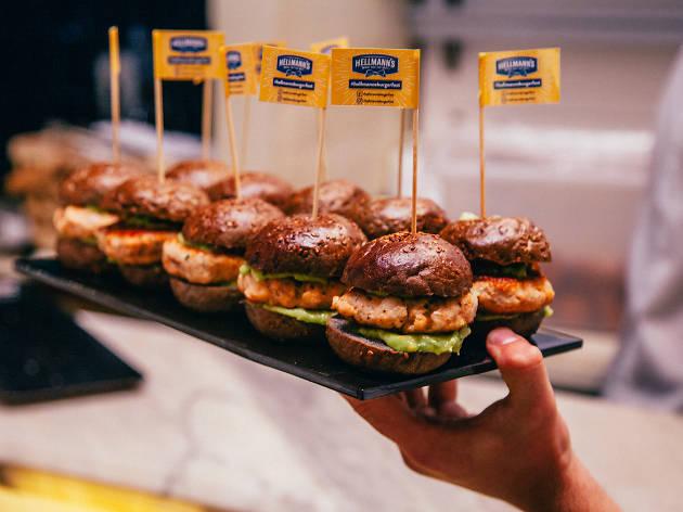 Hellmann's Burger Fest Party Weekend