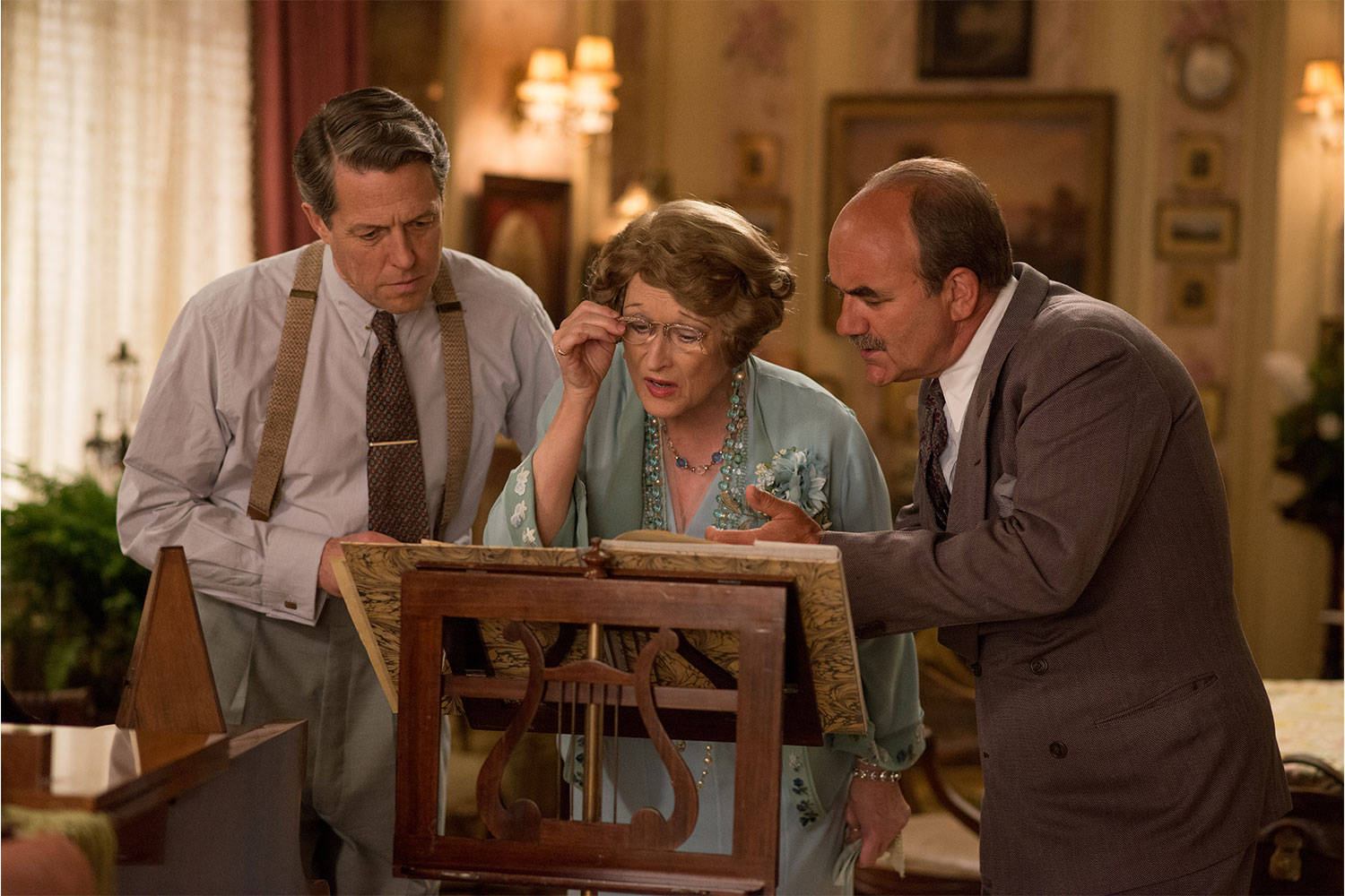 Florence Foster Jenkins / Florence