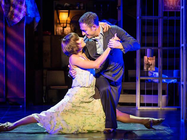 Vincent Simone & Flavia Cacace: The Last Tango