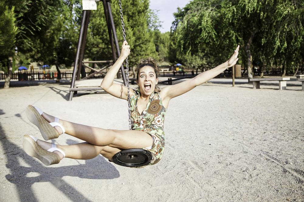 Tirolines al·lucinants als parcs de Barcelona