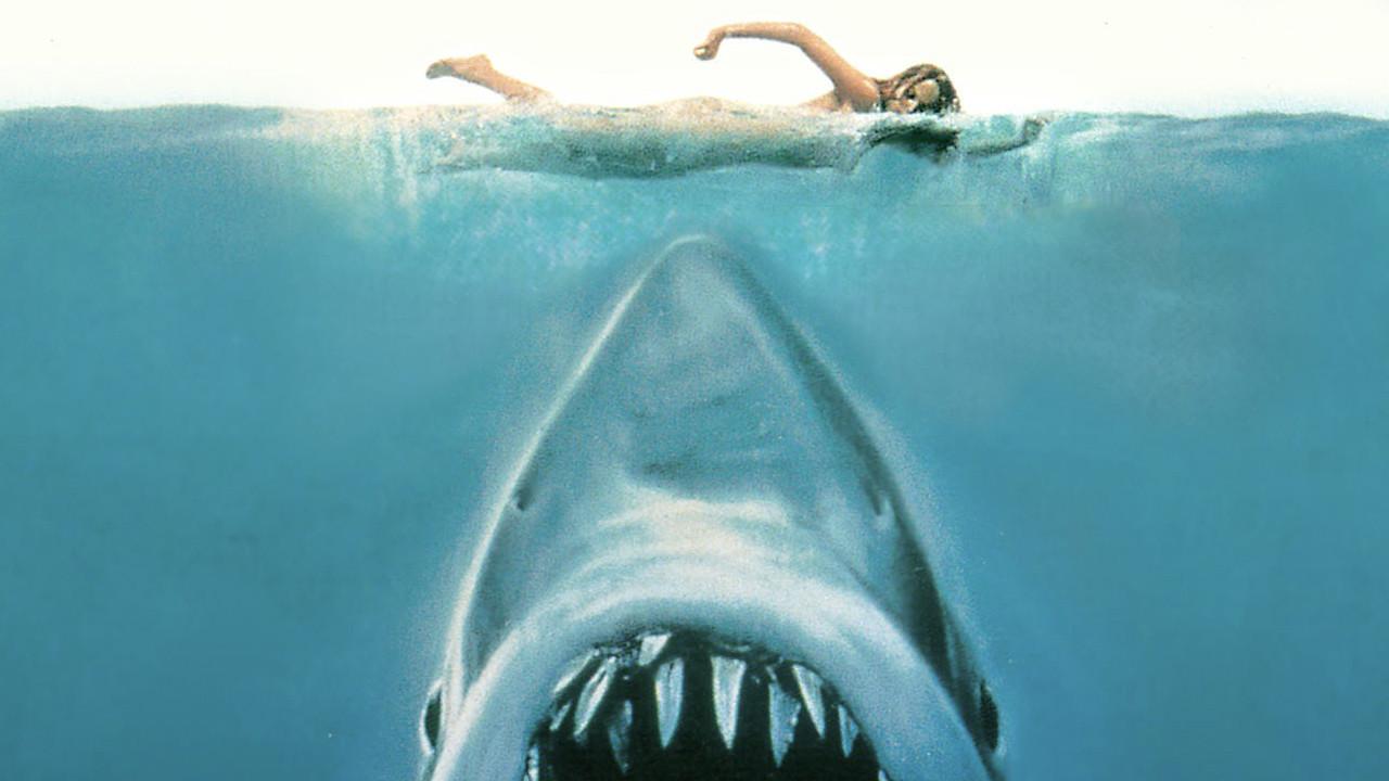 Les Dents de la mer - affiche - meilleurs films d'horreur