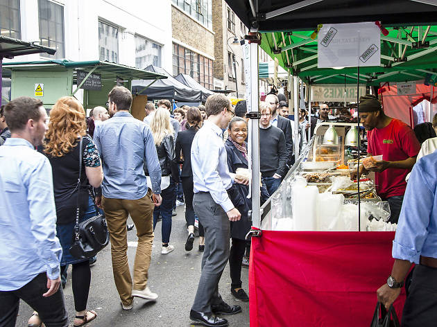 14 reasons to go to Leather Lane, EC1