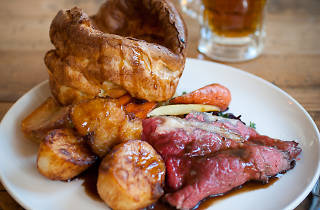 the best sunday lunch in London, Islington Smokehouse