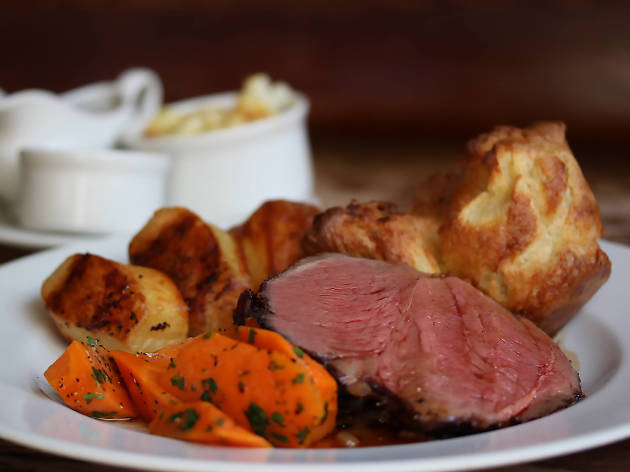 london's best sunday lunch, jugged hare