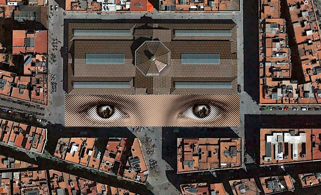 Jorge Rodríguez-Gerada: Performance y pintura urbana efímera. 'Recordar'