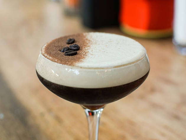 The best coffee cocktails in NYC